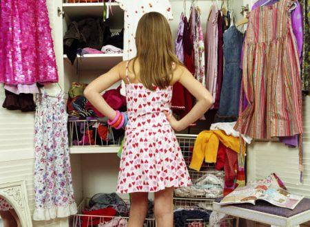 Come ho organizzato il mio armadio: ho chiamato la Wardrobe Organizer