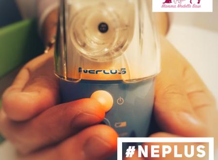 NEPLUS NE-SM1: il nuovo aerosol a tecnologia MESH efficace, silenzioso e alto 10cm!!