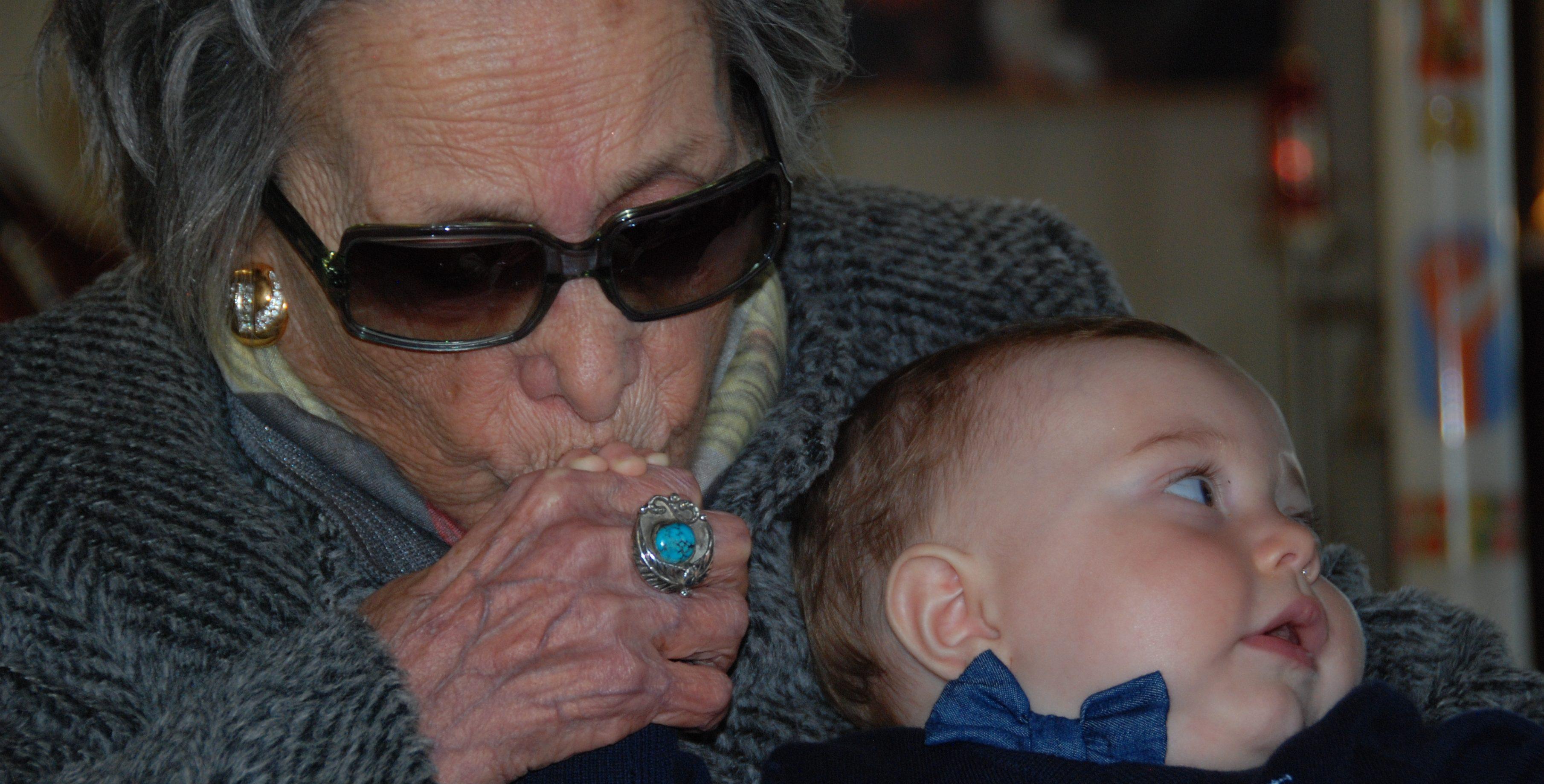 I nonni sono speciali. Lo sono sempre.
