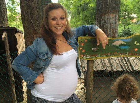 Le amiche prima e dopo la gravidanza