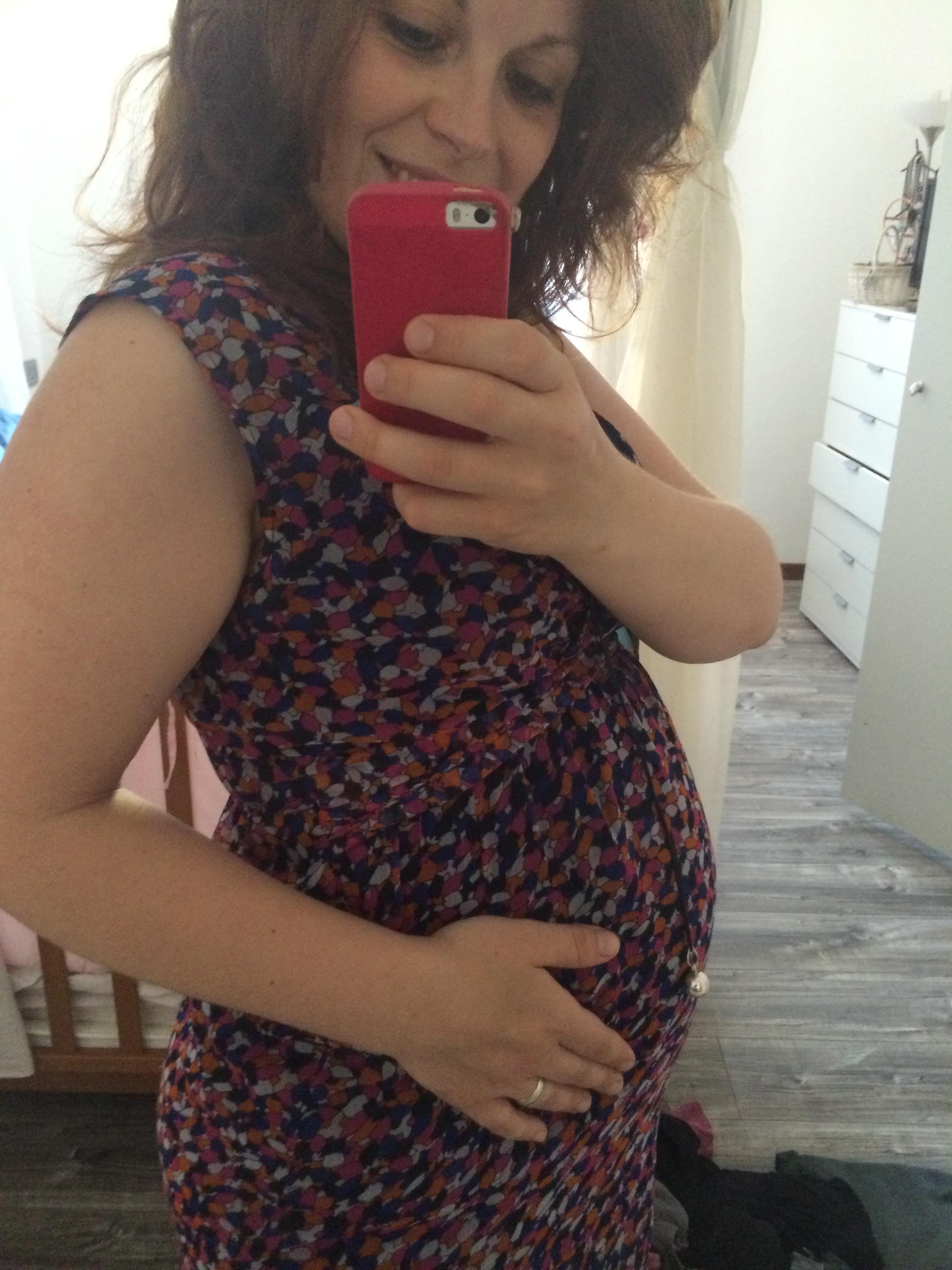 vestirsi in gravidanza