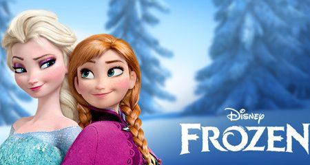 """Allo spettacolo di Frozen  """"Babbo Natale non esiste"""""""