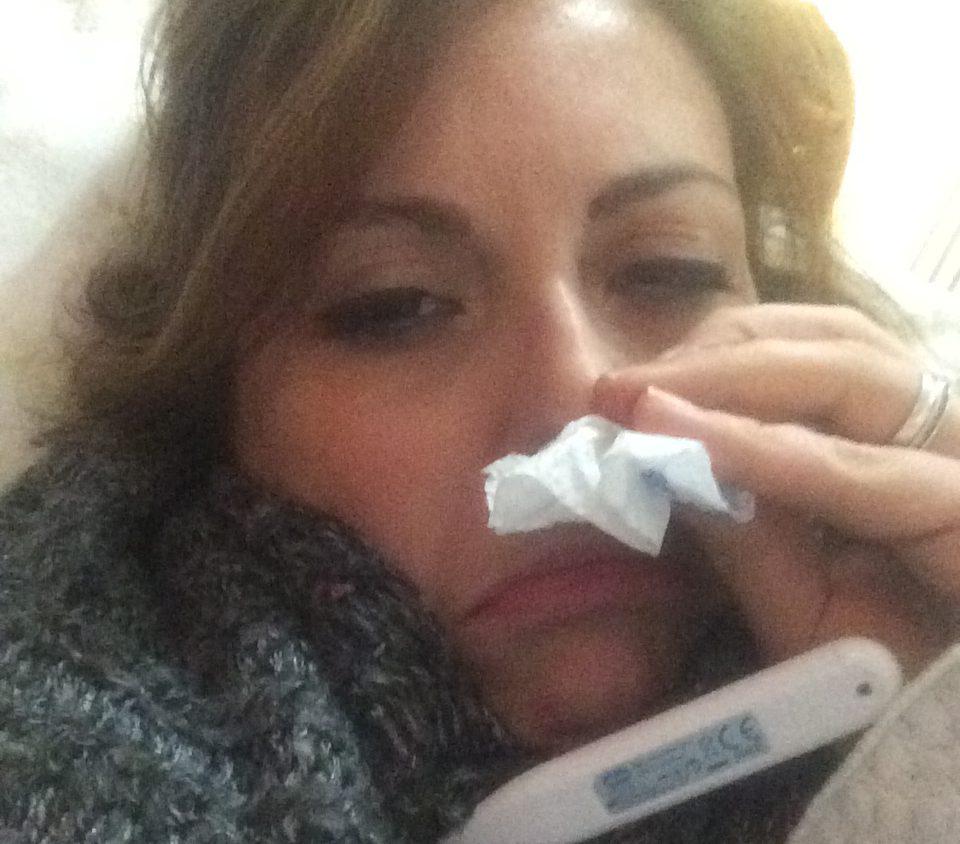 Inverno ti odio… ovvero all'asilo sempre malati!