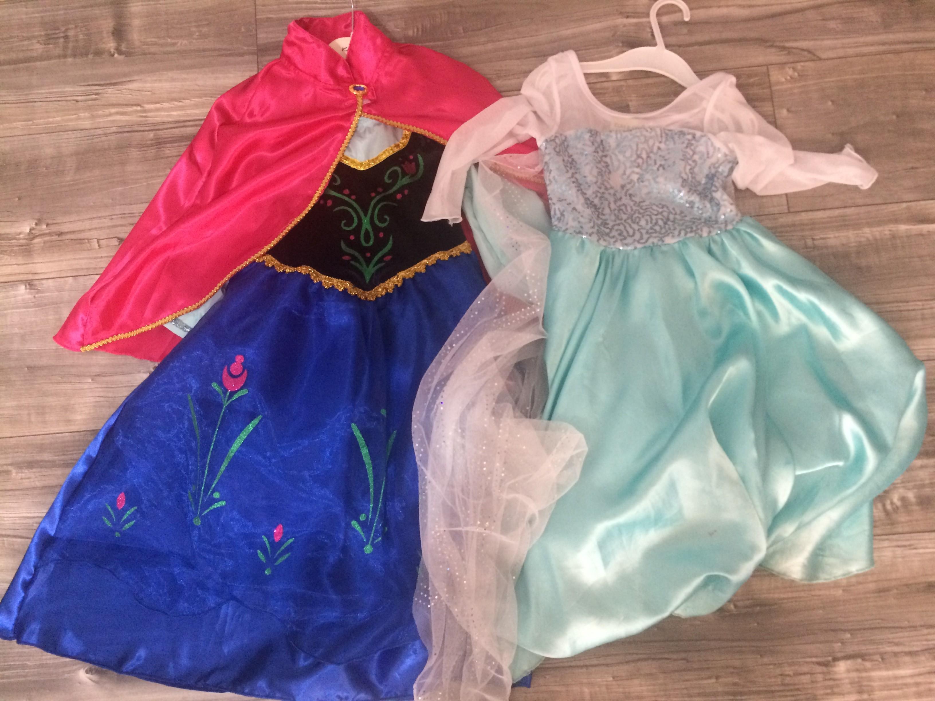Costumi di carnevale Elsa e Anna consigli per gli acquisti