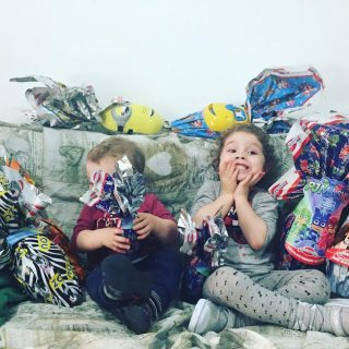 Uova di pasqua dei Super Pigiamini Pj Masks