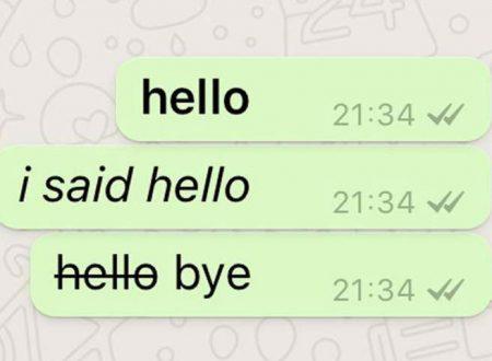Manuale di sopravvivenza al WhatsApp di classe