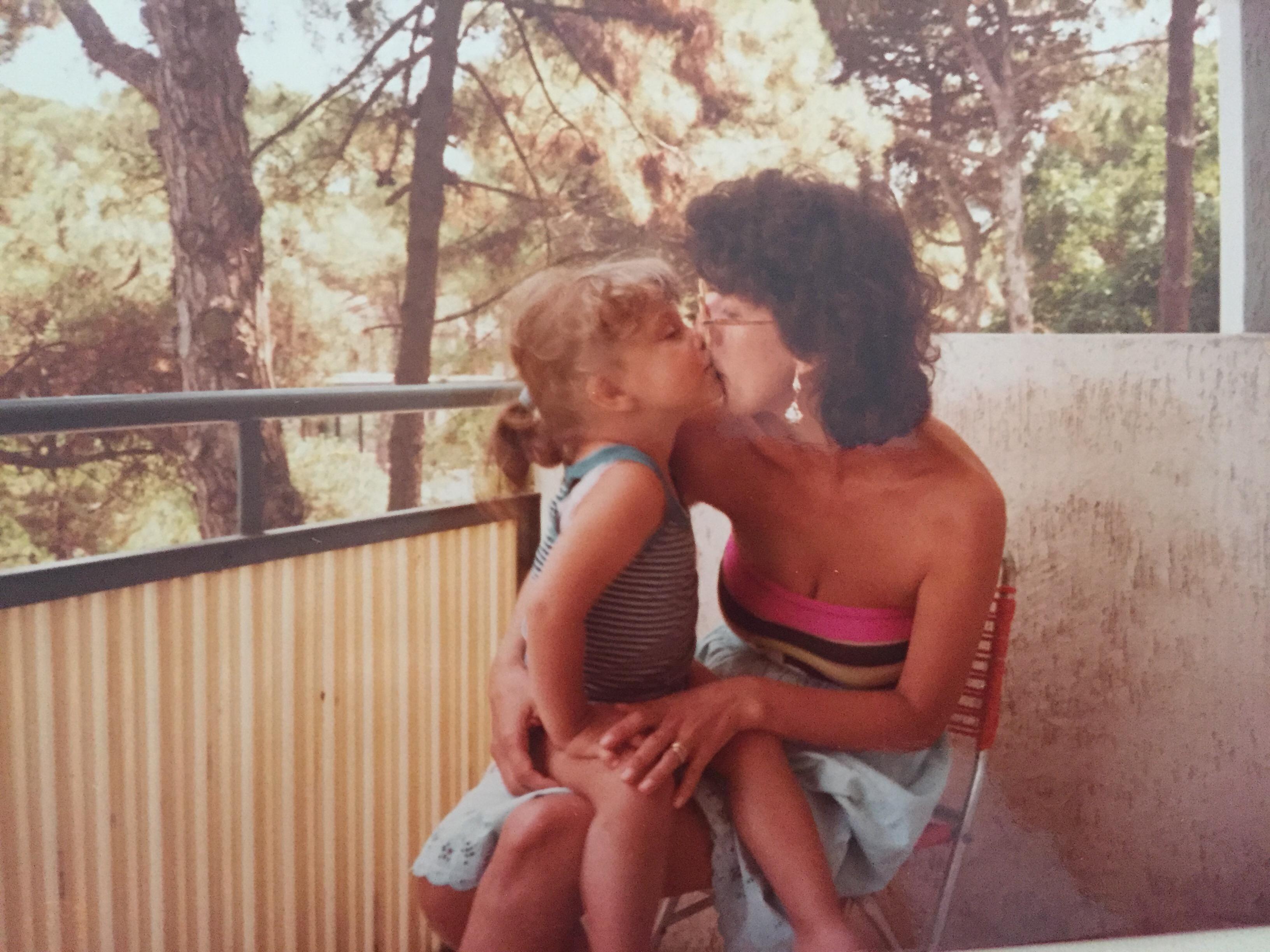La mamma ti ascolta sempre, da sempre e sempre lo farà