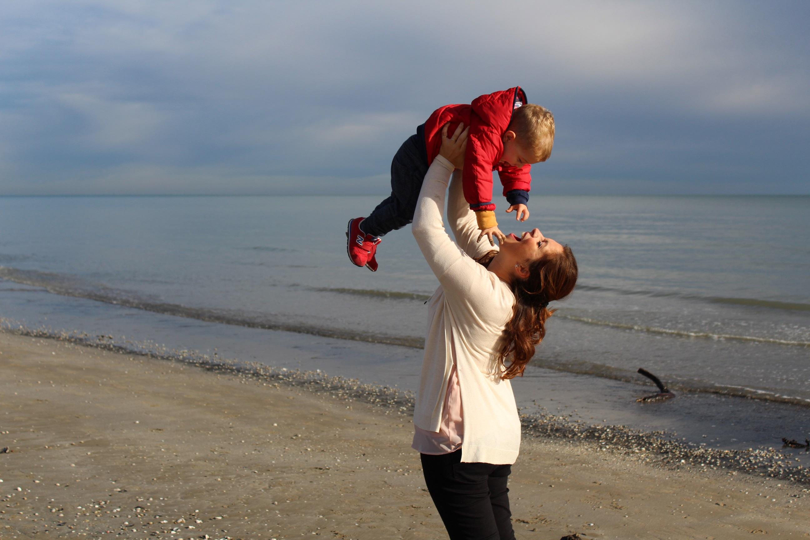 10 lati positivi dell'essere una mamma full time