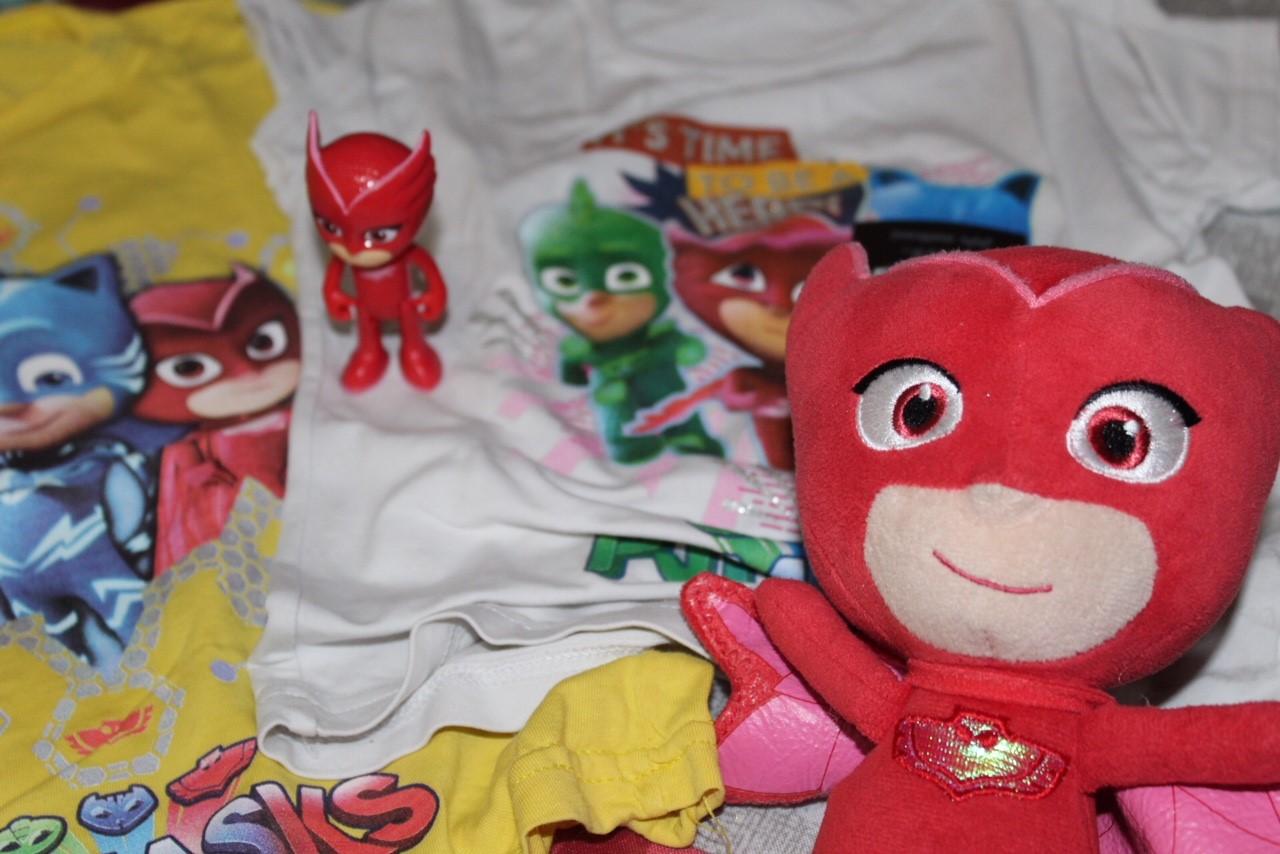 Regali di Natale dei superpigiamini Pj Masks divisi per fascia di prezzo