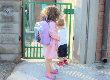 Anticipo alle scuole elementari. La mia scelta.