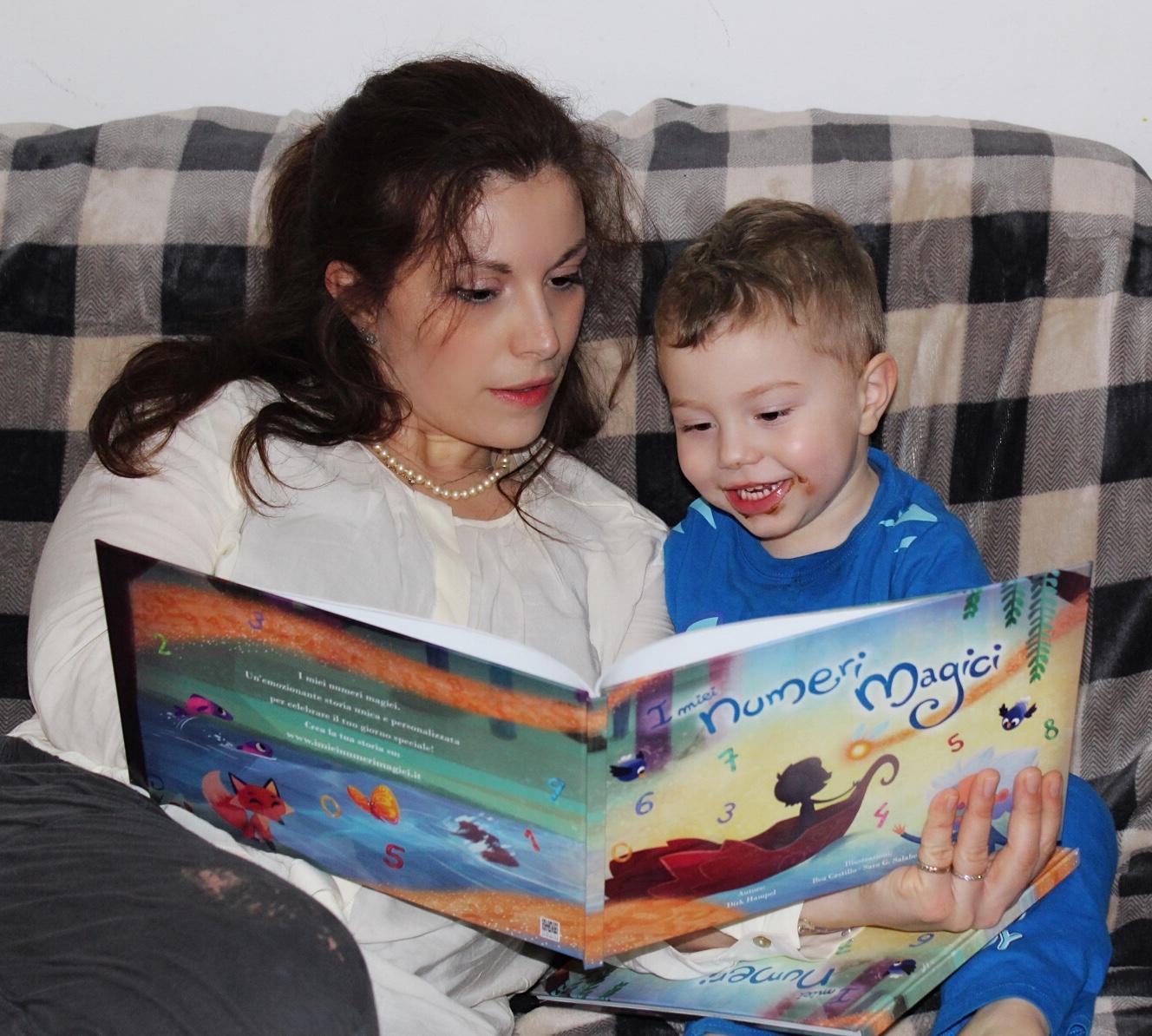 L'importanza della lettura insieme ai nostri bambini