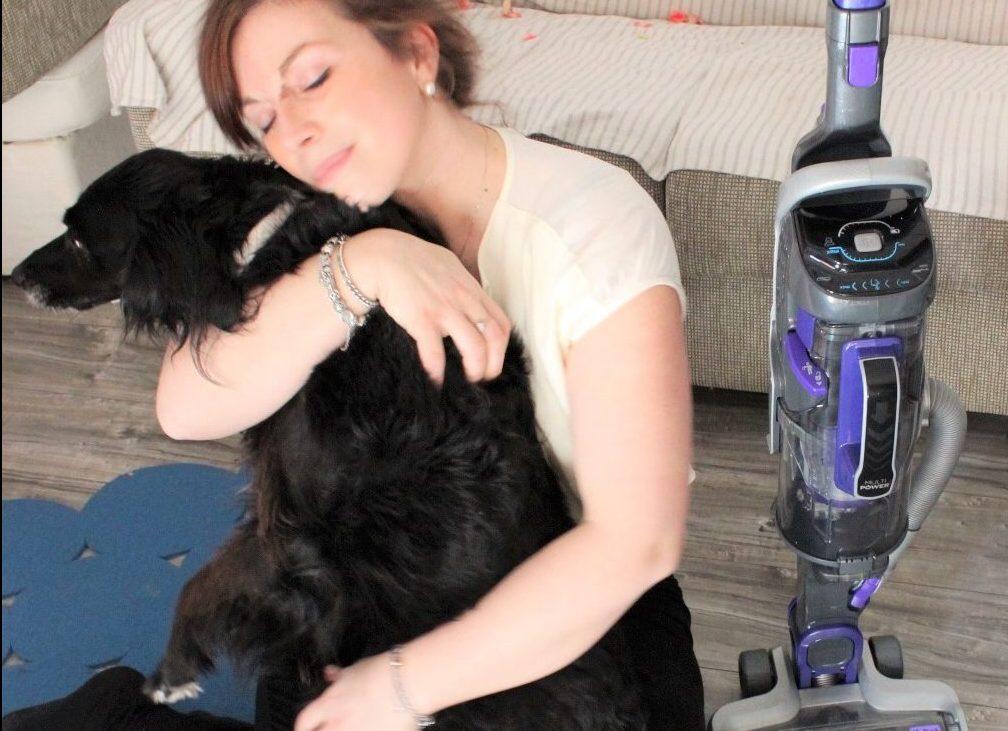 Pulizia e igiene della casa con animali e bambini