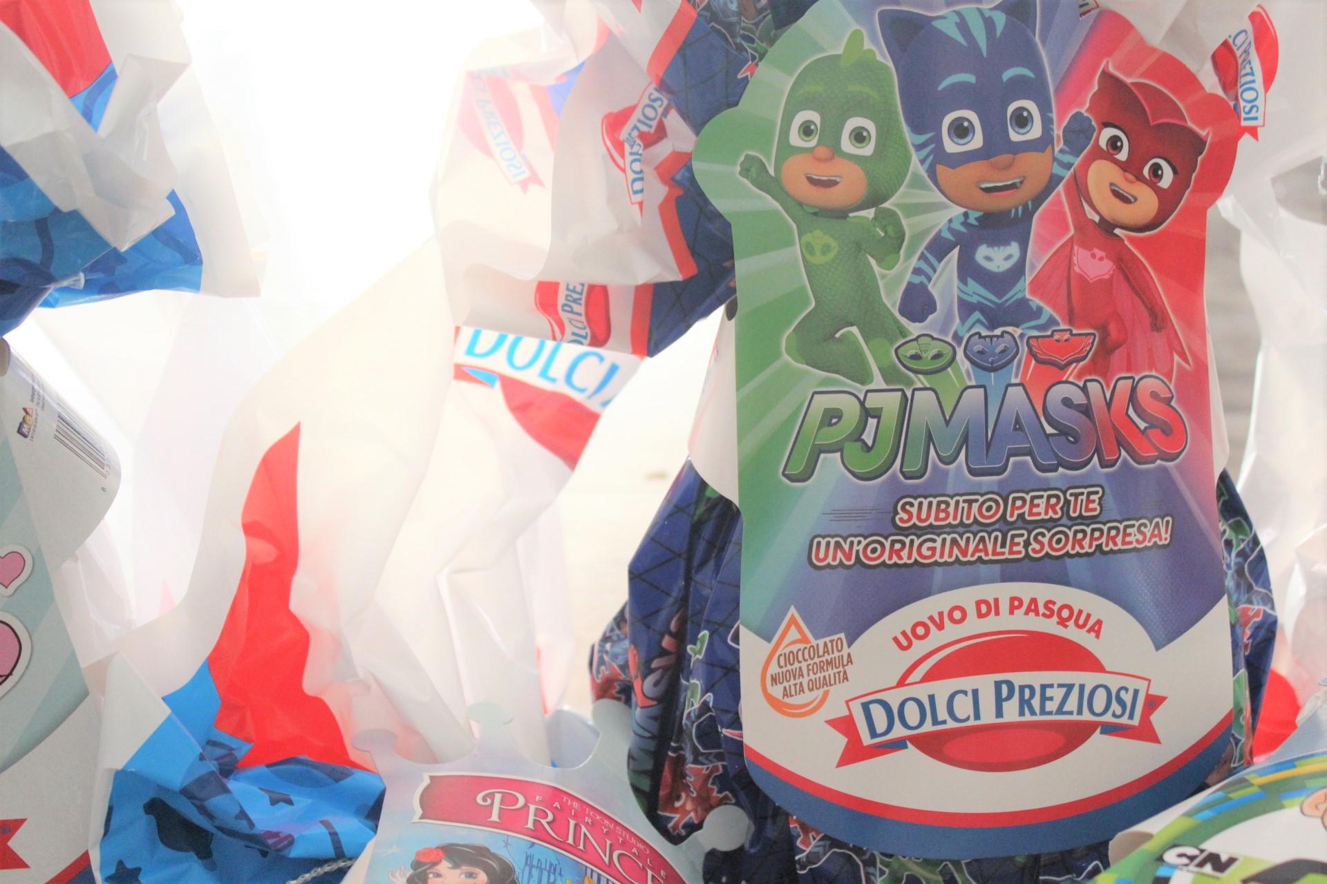 Uova di pasqua dei Super Pigiamini Pj Masks 2018 e molto altro
