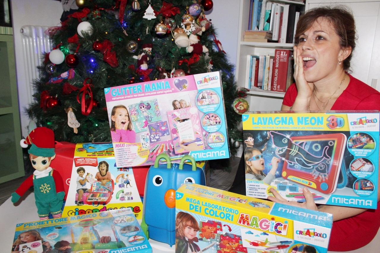 Idee regalo per bambini di qualità. Le scatole Mitama Creangolo.
