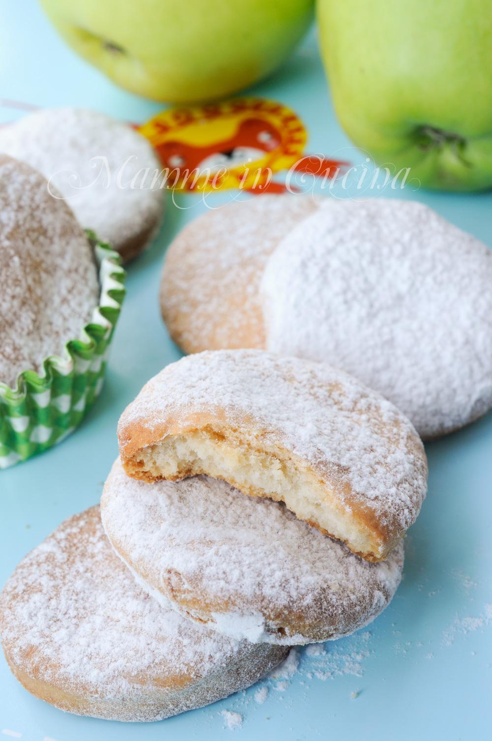 Preferenza Biscotti facili alla ricotta ricetta dolce IR15