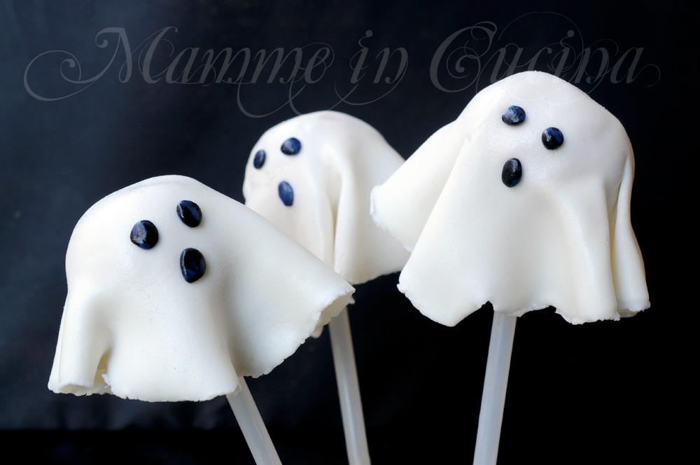 Cake Pops Halloween Ricetta