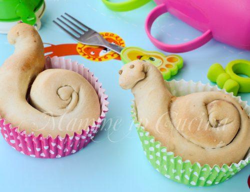Lumachine al prosciutto ricetta feste di compleanno bambini