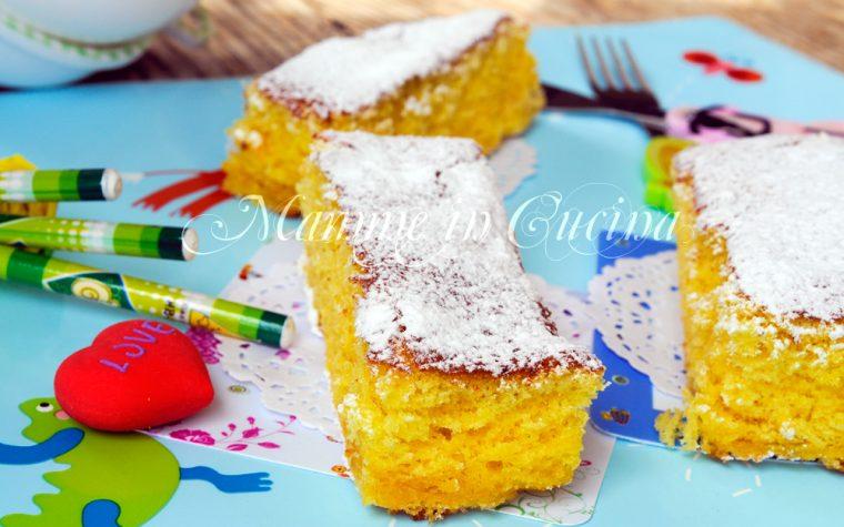 Tortine margherita senza burro ricetta dolce per bambini