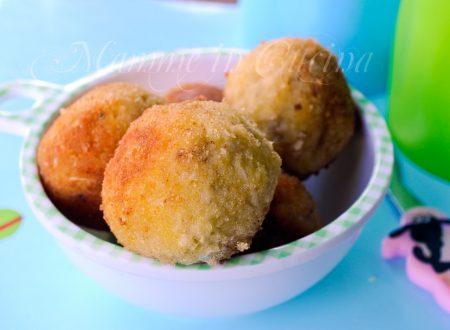 Polpette patate e pesce ricetta secondo facile