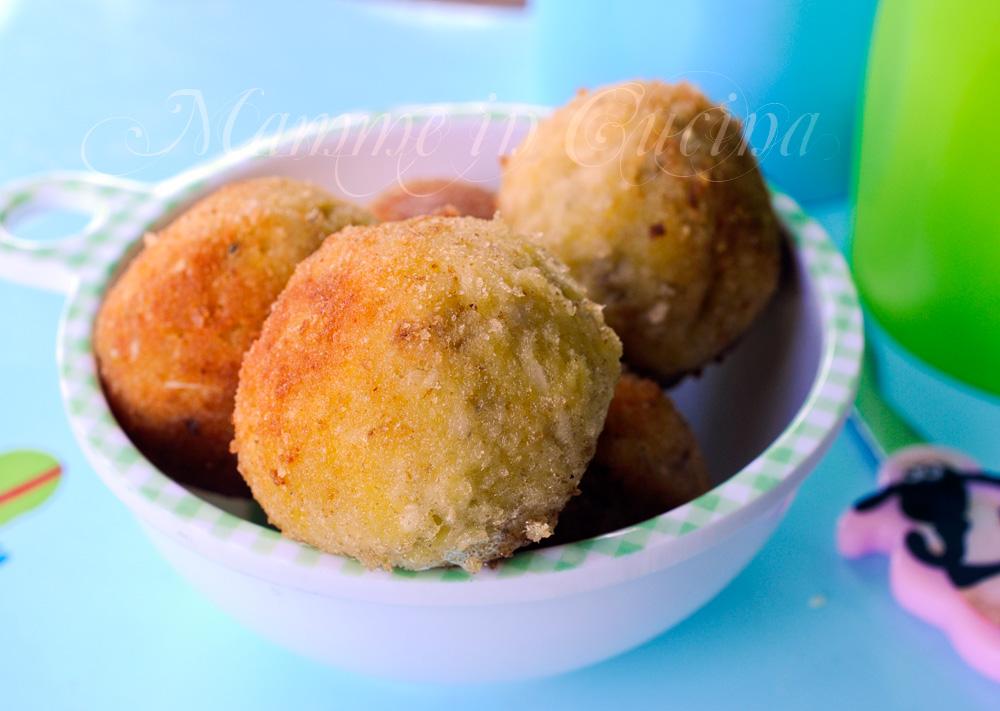 Polpette patate e pesce ricetta secondo facile mamme in cucina