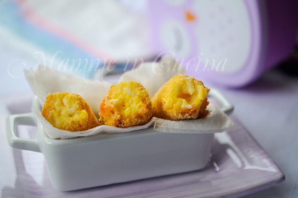 Bastoncini di riso provola e prosciutto mamme in cucina
