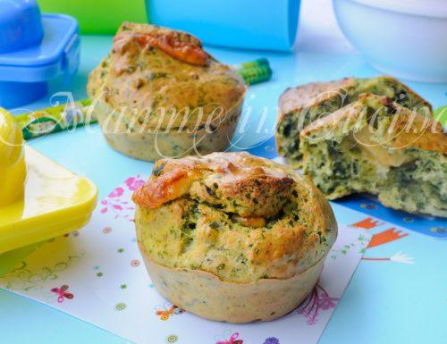Tortine di spinaci e ricotta ricetta facile