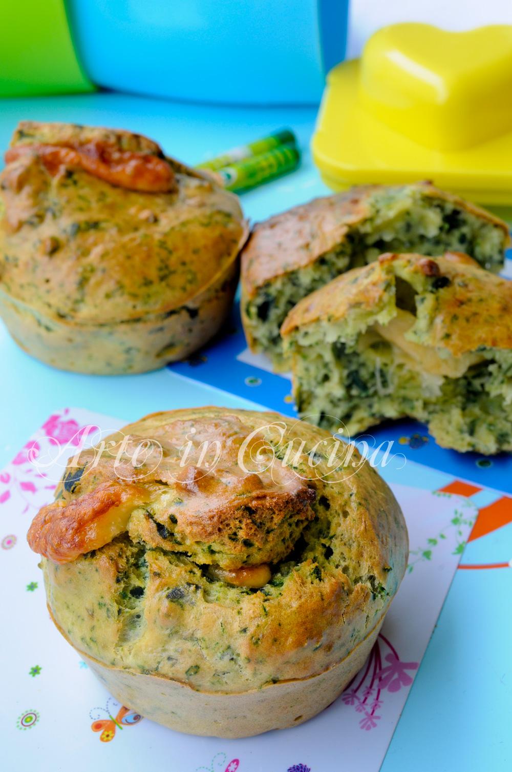 Tortine di spinaci e ricotta ricetta facile e veloce mamme in cucina