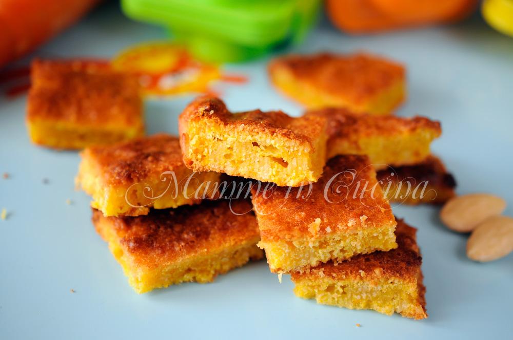 Biscotti di carote e mandorle facili e veloci mamme in cucina