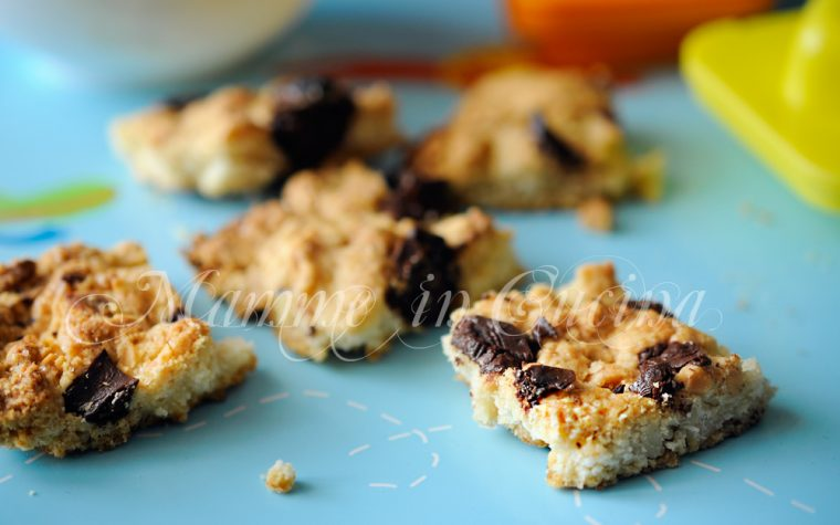 Biscotti senza uova mandorle e cioccolato veloci