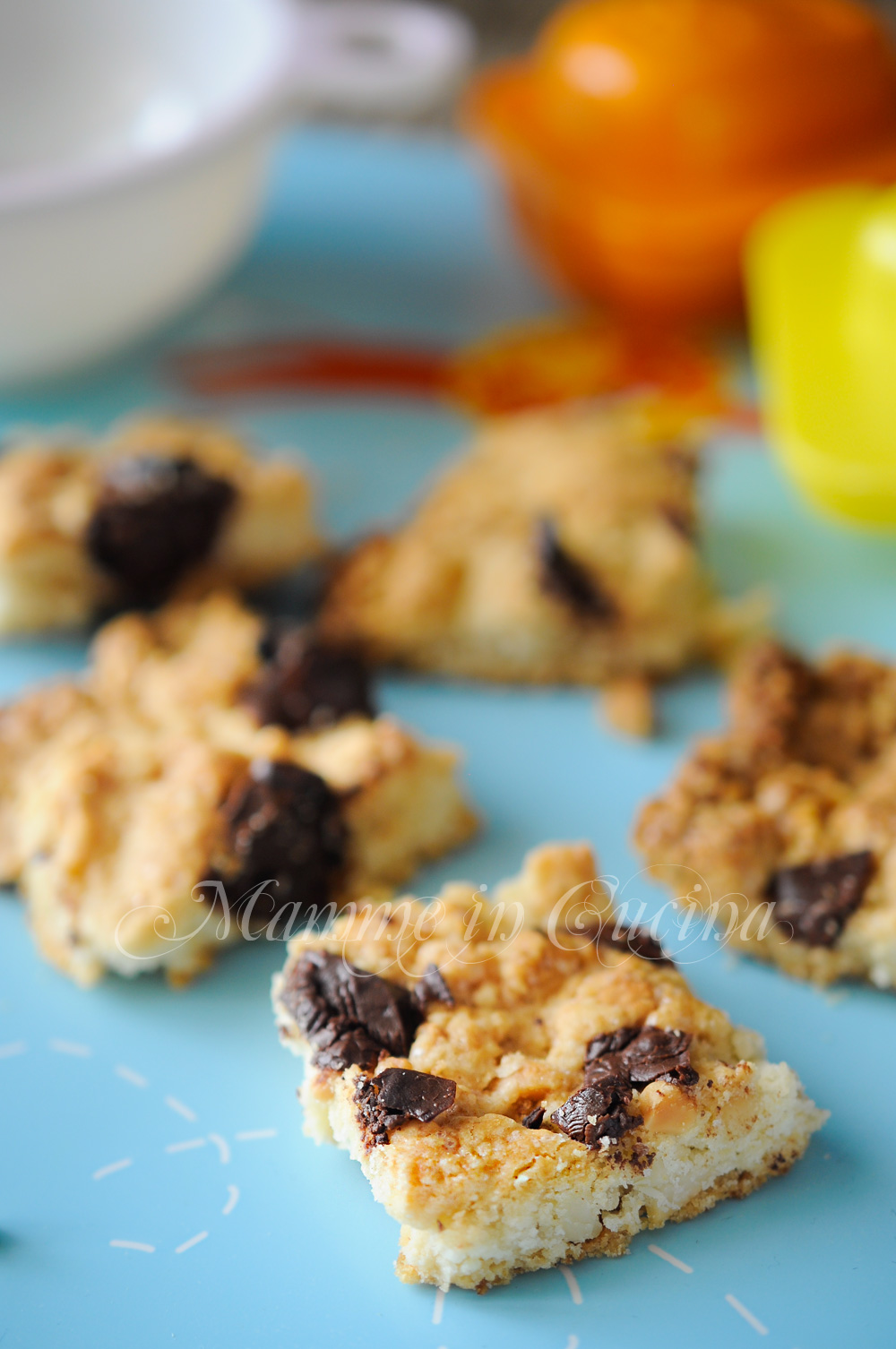 Biscotti senza uova mandorle e cioccolato veloci mamme in cucina