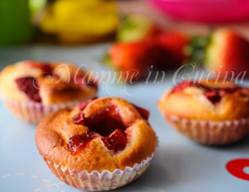 Tortine alle fragole e marmellata ricetta veloce