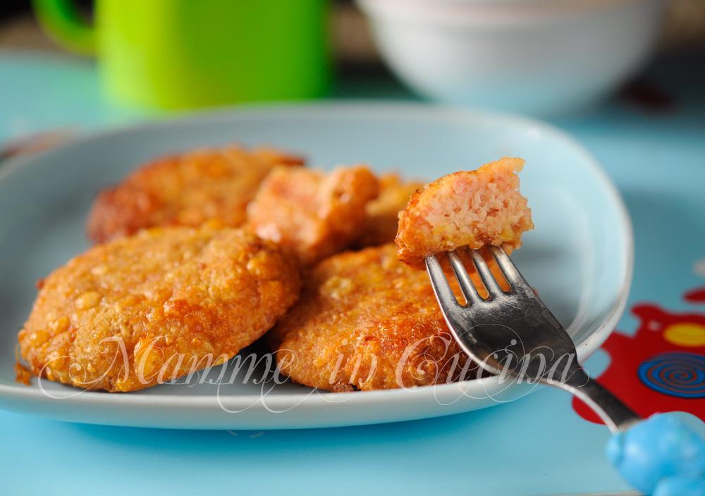 Morbidoni al prosciutto e formaggio veloci mamme in cucina
