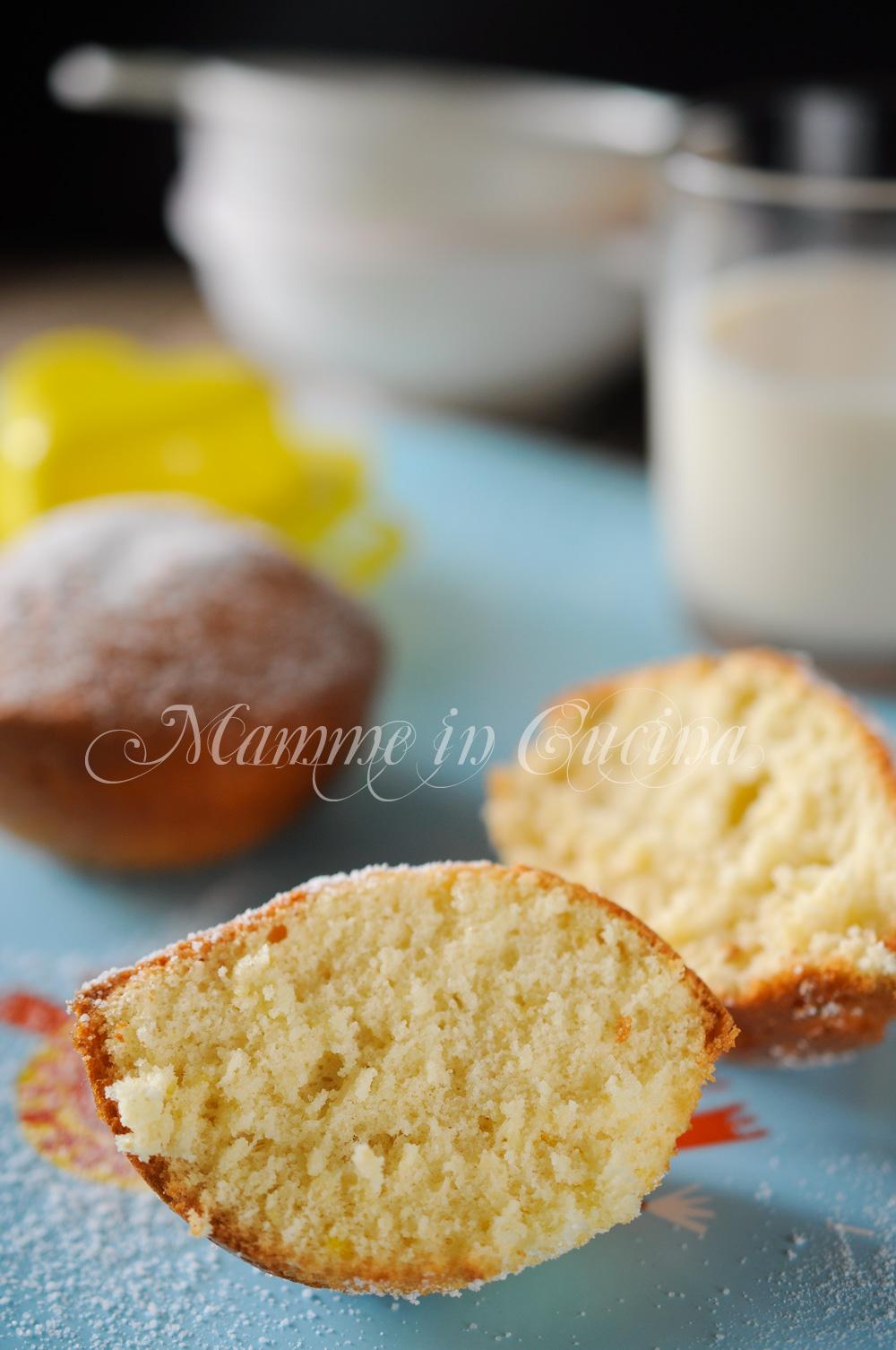 Tortine morbide al limone facili e veloci mamme in cucina