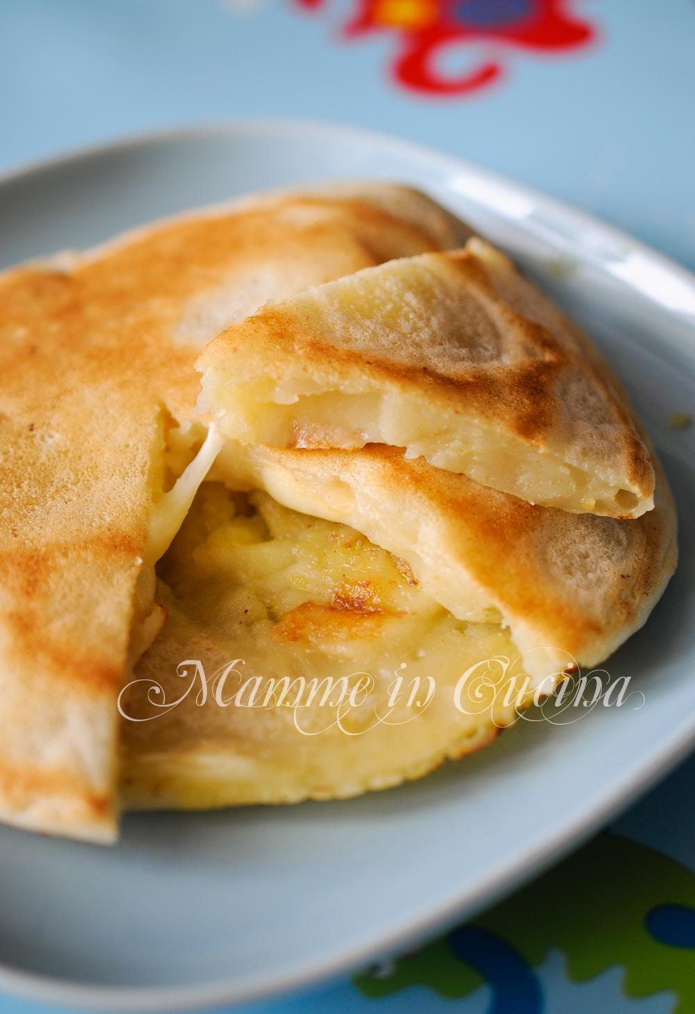 Frittelle di patate senza uova ricetta facile mamme in cucina