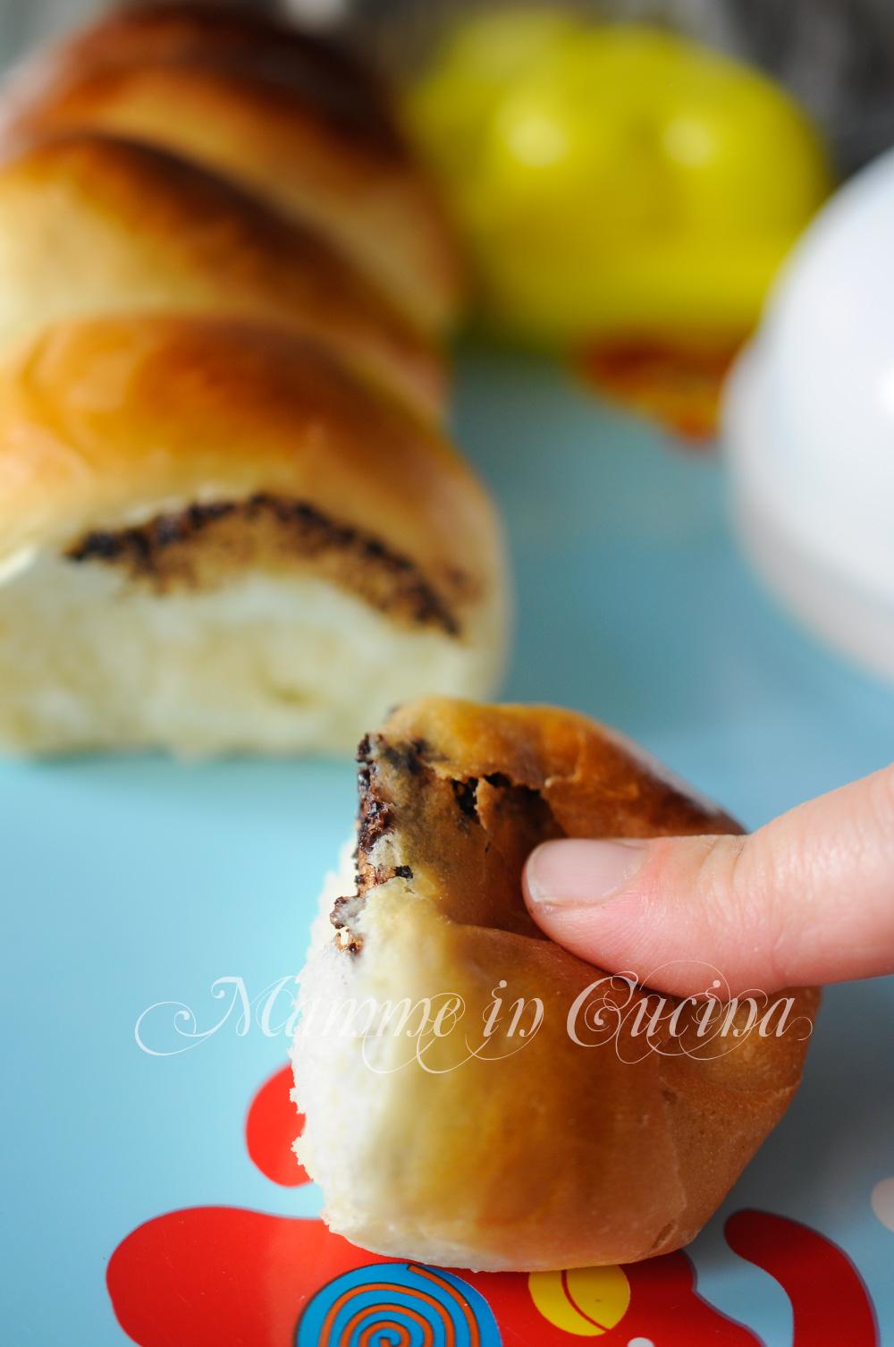 Plumcake lievitato farcito ricetta facile mamme in cucina