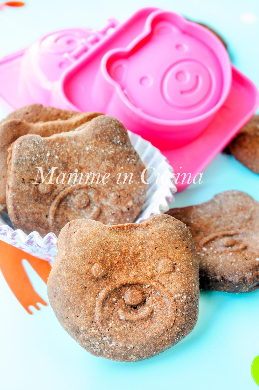 Biscotti al cacao senza burro ricetta facile e veloce mamme in cucina