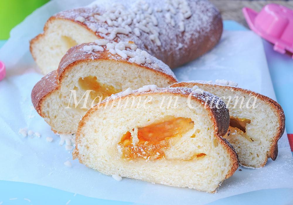 Pan brioche alla marmellata di arance ricetta facile mamme in cucina