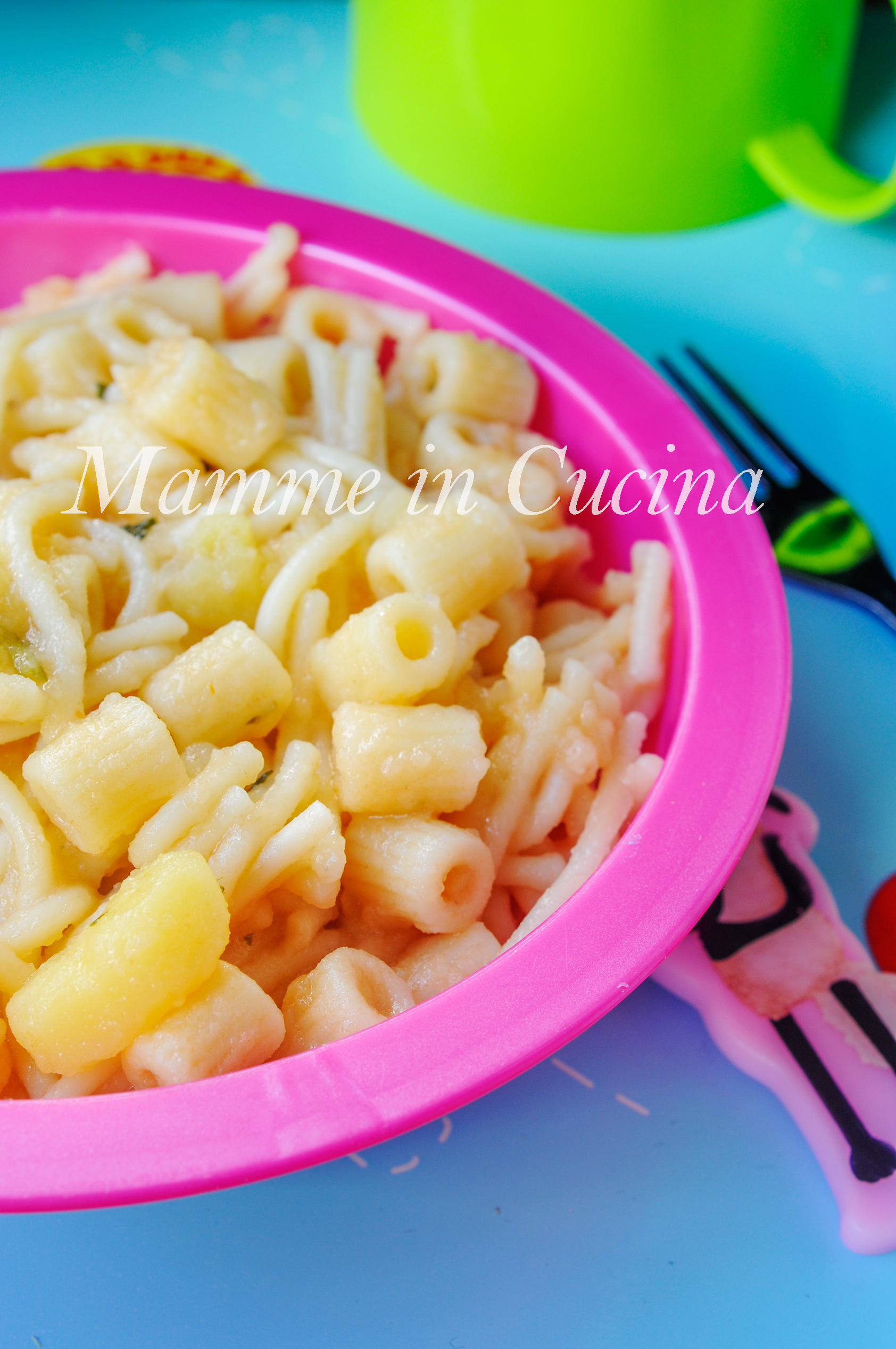 Pasta e patate cremoso primo piatto facile e veloce mamme in cucina