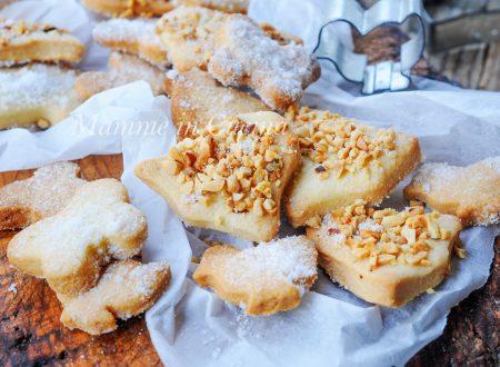 Biscotti alle nocciole ricetta facile e veloce