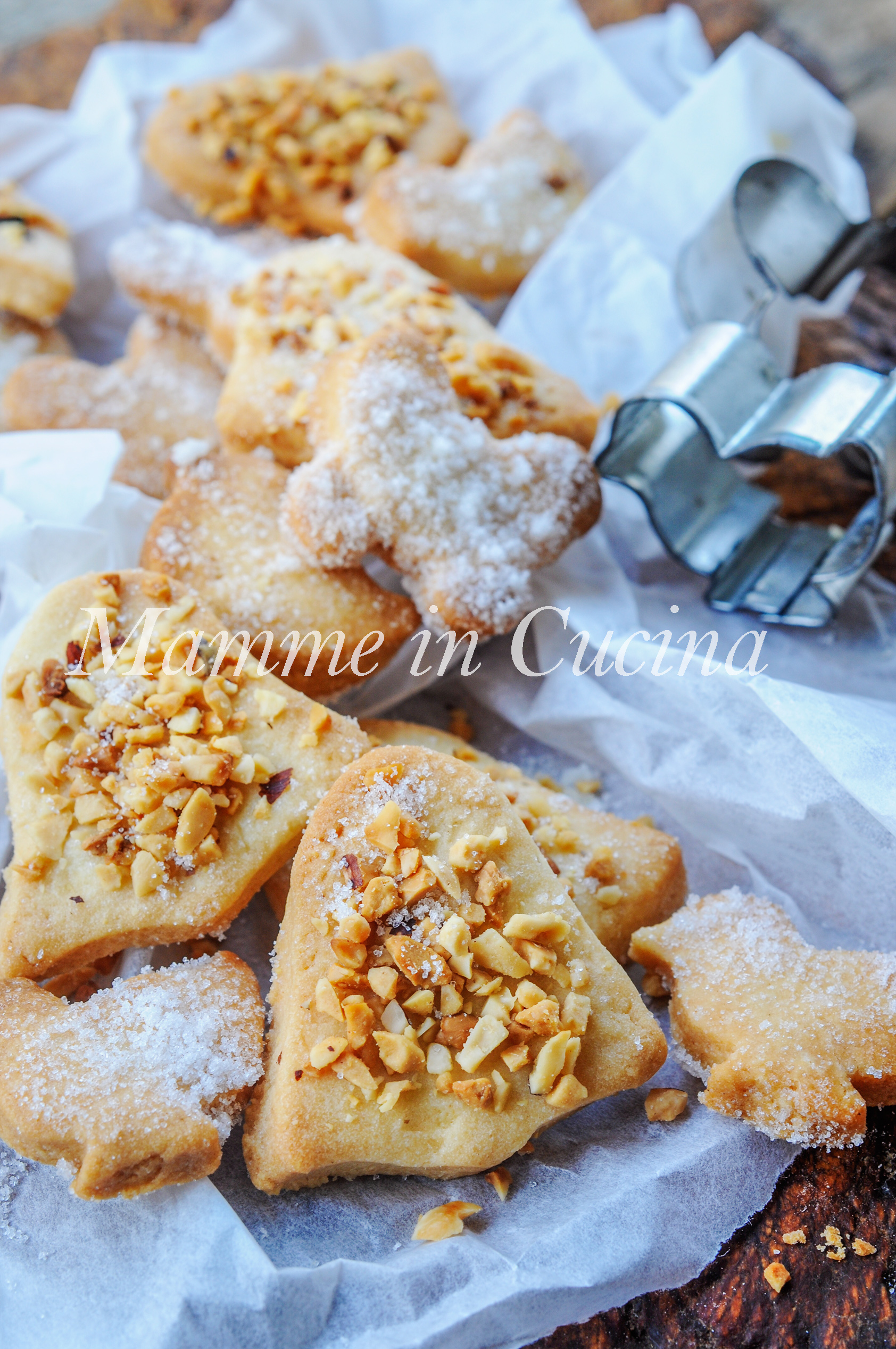 Biscotti alle nocciole ricetta facile e veloce mamme in cucina