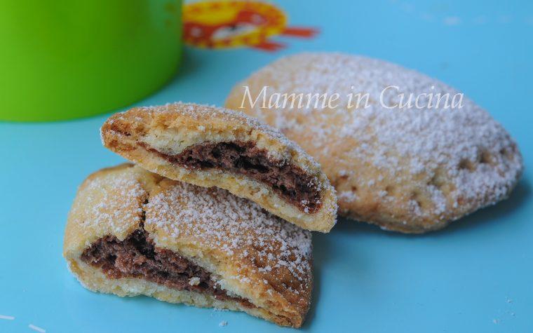 Ravioli dolci al cioccolato ricetta biscotti veloci