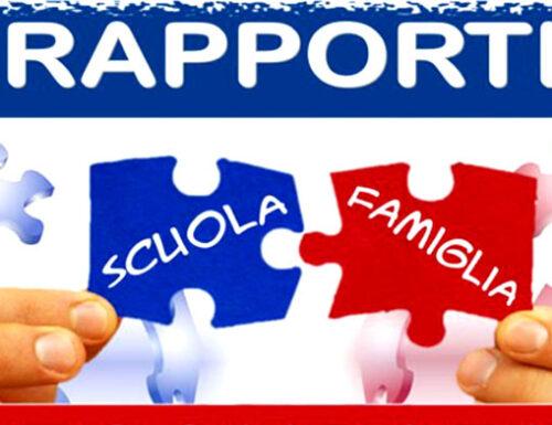 PATTO DI CORRESPONSABILITA' EDUCATIVA SCUOLA FAMIGLIA