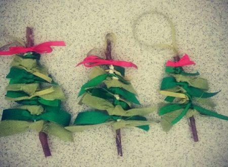 Decorazioni natalizie da fare coi bambini