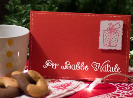 Caro Babbo Natale – la mia lettera per te