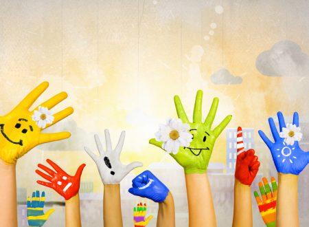 Crescere bambini creativi: ecco come farlo e perchè è importante