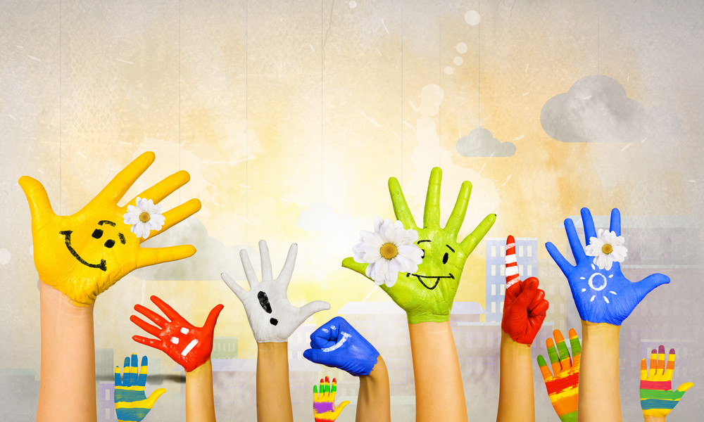 Come Crescere Bambini Creativi Stimolare La Creatività Yummymummy