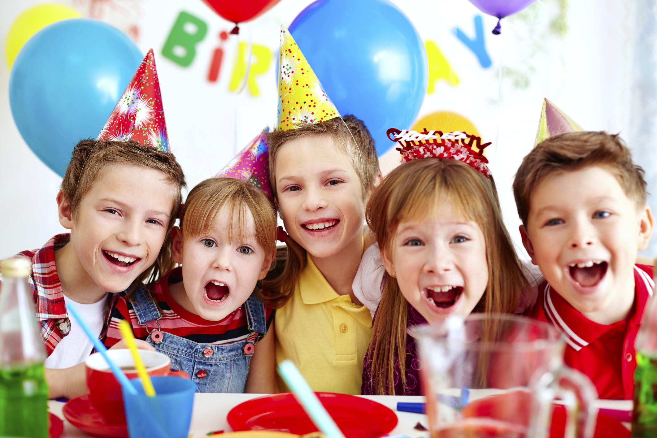 Come organizzare una festa per bambini di 3 anni - Yummymummy