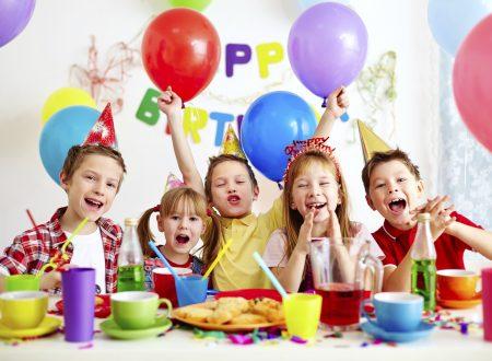 Come organizzare una festa per bambini di 3 anni