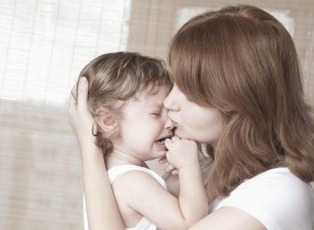 Momenti di panico e sensi di colpa: ci viene in aiuto l'istinto materno