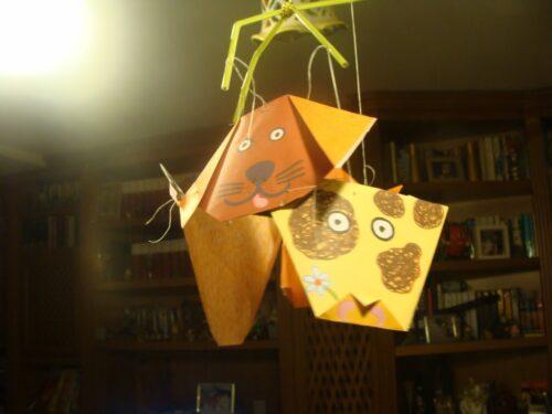 il nostro primo origami